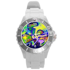 Graffity Plastic Sport Watch (Large)