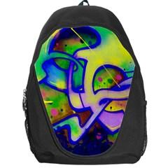 Graffity Backpack Bag