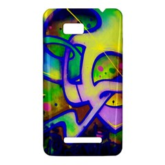 Graffity HTC One SU T528W Hardshell Case