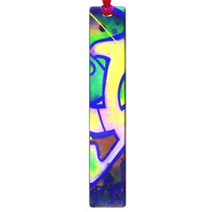 Graffity Large Bookmark