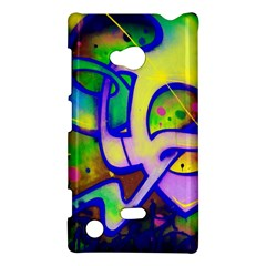 Graffity Nokia Lumia 720 Hardshell Case