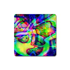 Graffity Magnet (square)