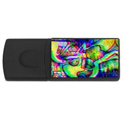 Graffity 4GB USB Flash Drive (Rectangle)