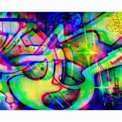 Graffity Canvas 16  x 20  (Unframed)