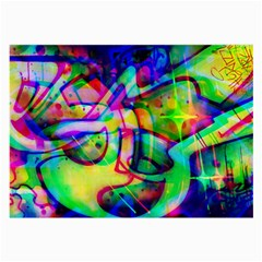 Graffity Glasses Cloth (Large, Two Sided)