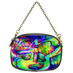 Graffity Chain Purse (One Side)