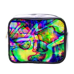 Graffity Mini Travel Toiletry Bag (One Side)