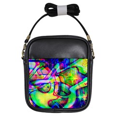 Graffity Girl s Sling Bag