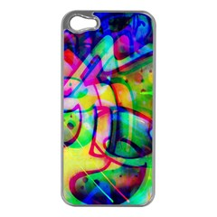 Graffity Apple iPhone 5 Case (Silver)