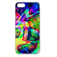 Graffity Apple Seamless Iphone 5 Case (clear)