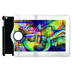 Graffity Apple iPad 2 Flip 360 Case
