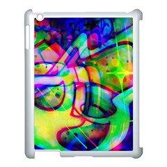Graffity Apple iPad 3/4 Case (White)
