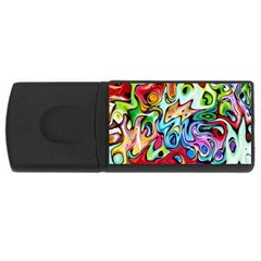 Graffity 2GB USB Flash Drive (Rectangle)