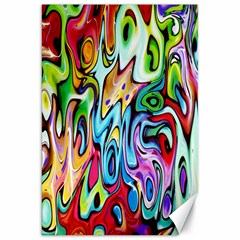Graffity Canvas 20  x 30  (Unframed)