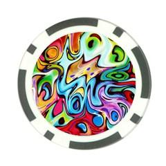 Graffity Poker Chip