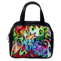 Graffity Classic Handbag (one Side)