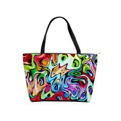 Graffity Large Shoulder Bag