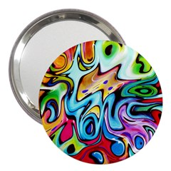 Graffity 3  Handbag Mirror