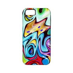 Graffity Apple Iphone 5 Classic Hardshell Case (pc+silicone)