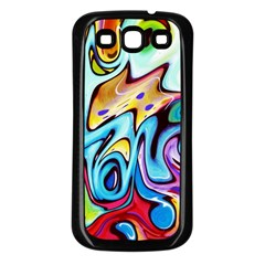 Graffity Samsung Galaxy S3 Back Case (black)