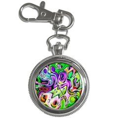 Graffity Key Chain & Watch
