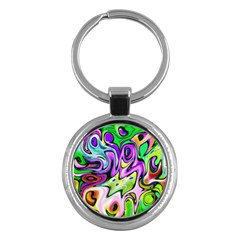 Graffity Key Chain (Round)