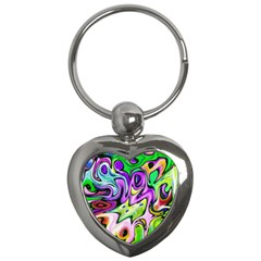 Graffity Key Chain (Heart)
