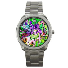 Graffity Sport Metal Watch