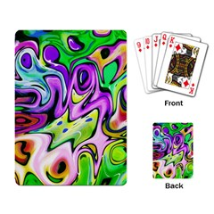Graffity Playing Cards Single Design