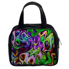 Graffity Classic Handbag (Two Sides)
