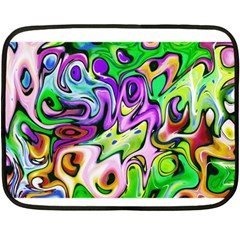 Graffity Mini Fleece Blanket (Two Sided)