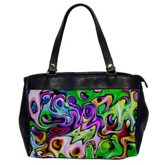 Graffity Oversize Office Handbag (One Side)
