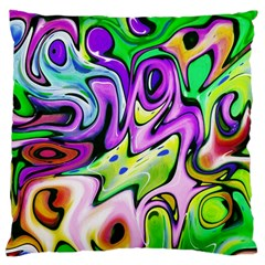 Graffity Large Cushion Case (Two Sided)