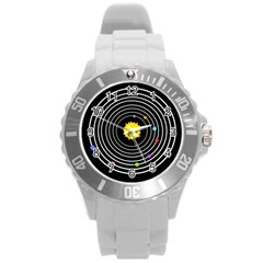 Solar System Plastic Sport Watch (Large)