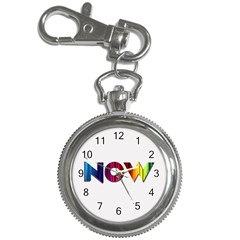 Time Is    Key Chain & Watch