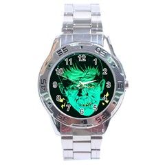 Framk Stainless Steel Watch