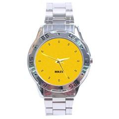 Imitation Rolex Stainless Steel Watch