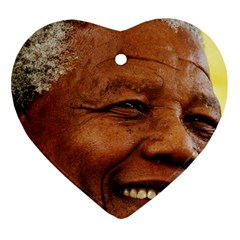 Mandela Heart Ornament