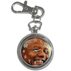 Mandela Key Chain & Watch