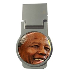 Mandela Money Clip (round)