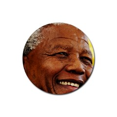 Mandela Drink Coasters 4 Pack (Round)