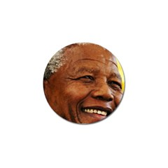 Mandela Golf Ball Marker 4 Pack