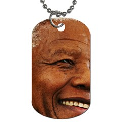 Mandela Dog Tag (two Sided)