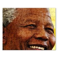 Mandela Jigsaw Puzzle (rectangle)