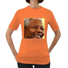 Mandela Womens' T Shirt (colored)