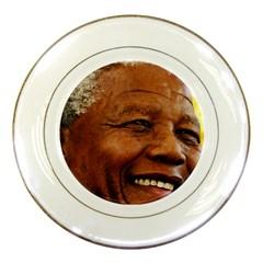 Mandela Porcelain Display Plate