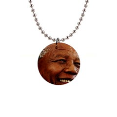Mandela Button Necklace