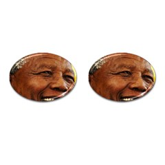Mandela Cufflinks (Oval)