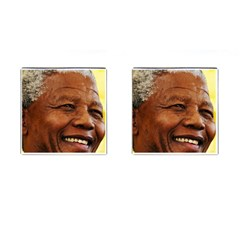 Mandela Cufflinks (square)