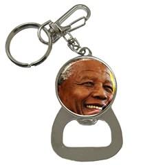 Mandela Bottle Opener Key Chain